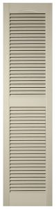 Valor Specialty Products Inc. - louver style shutter