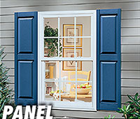 Valor Specialty Products Inc. - Panel shutters