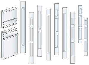 Pilasters Group