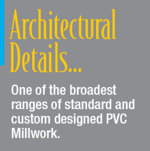 Valor Specialty Products Inc. - PVC Millwork