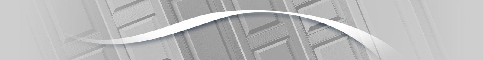 Custom vinyl panel shutters