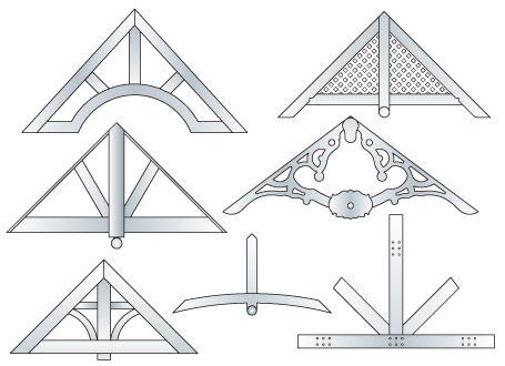 Diagram Of Gable - Wiring Diagrams Place