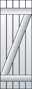 PVC Custom Shutters