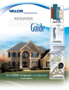 Valor Specialty Products - Product guide